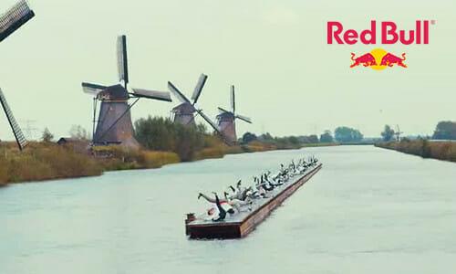 Redbull windmill portfolio