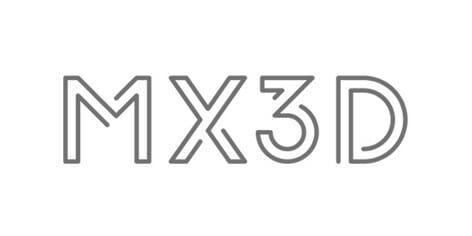 MX3D drone portfolio